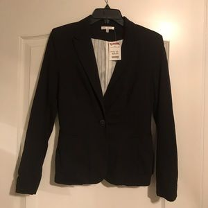 NWT Just Ginger black blazer size small